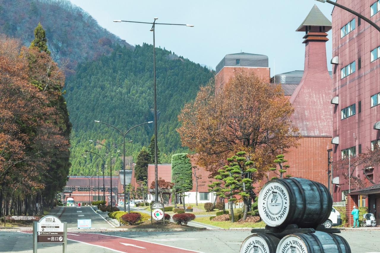 NIKKA威士忌 仙台工厂 宫城峡蒸溜所
