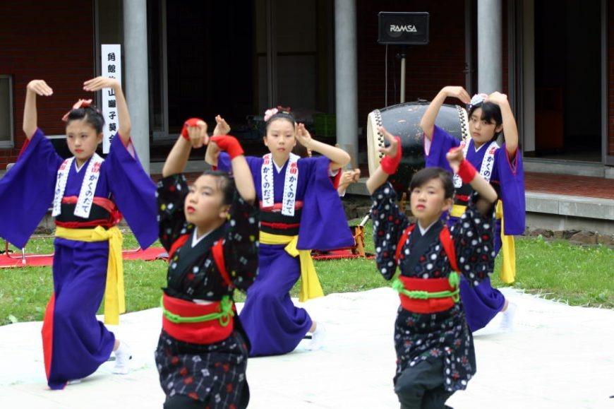 Kakunodate Oyama-Banashi