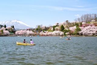 Takamatsu no Ike Pond