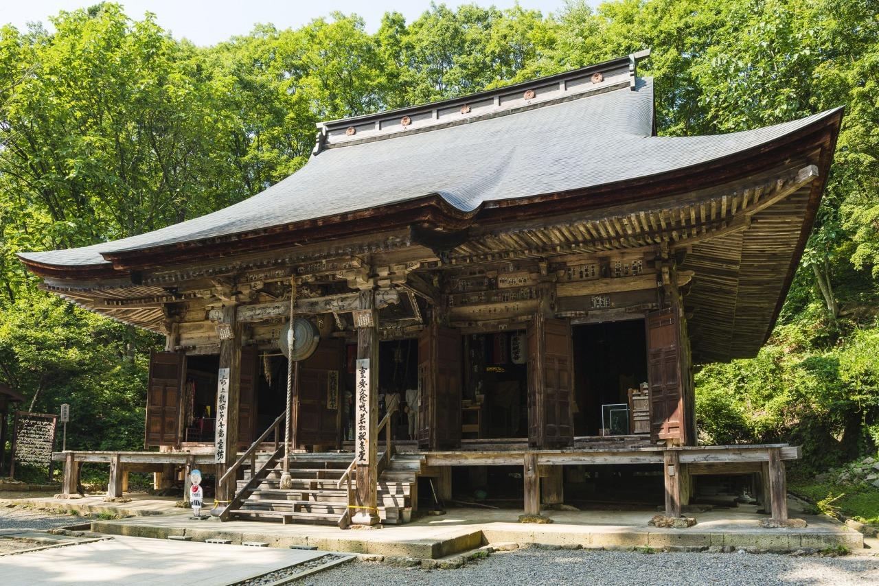 Wakamatsu-ji Temple