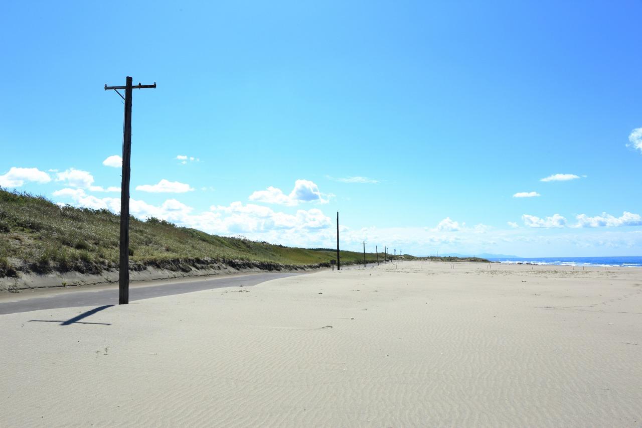 Shonai Sand Dunes