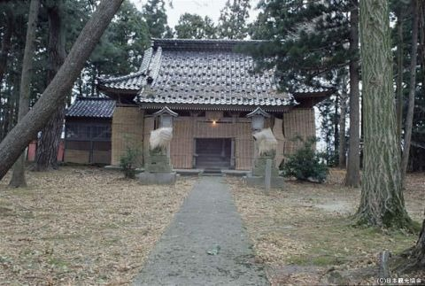 Kinowa Shrine