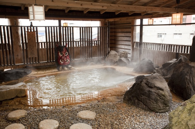 Oga Hot Spring Town