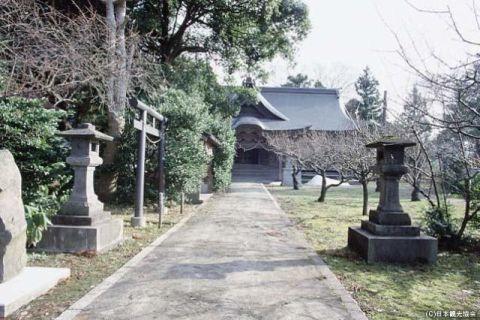 Tsuruoka Tenmangu