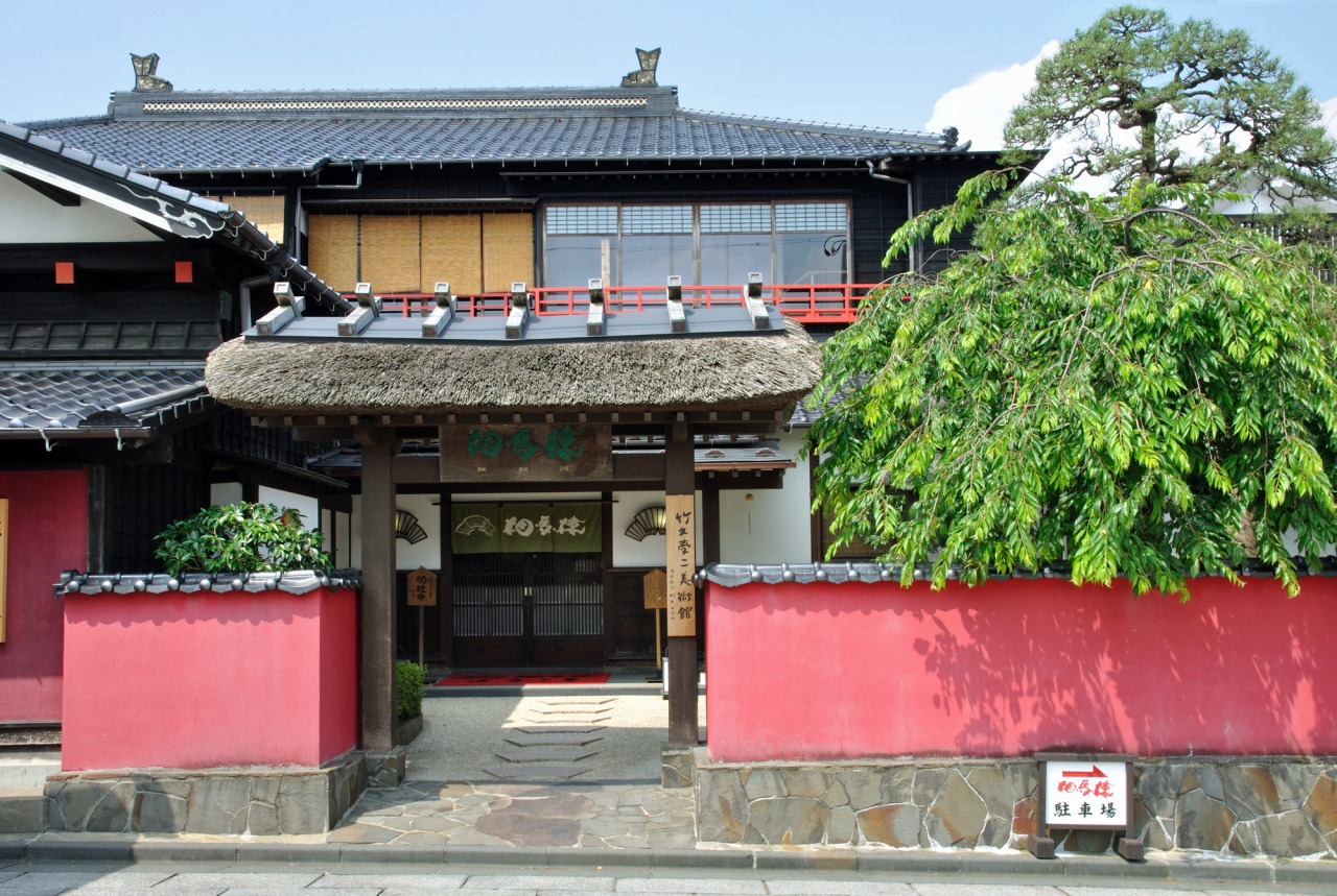 Maiko Chaya Somaro Takehisa Yumeji Museum