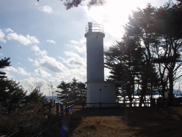 Rikuchu Masaki Lighthouse