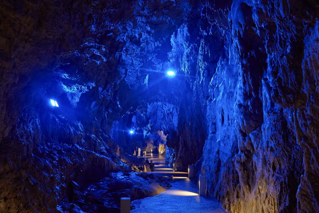 류센도 종유동굴