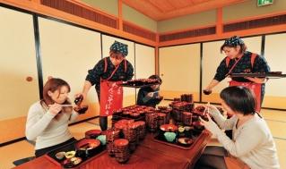 Wanko Soba Experience(MICHINOKU)