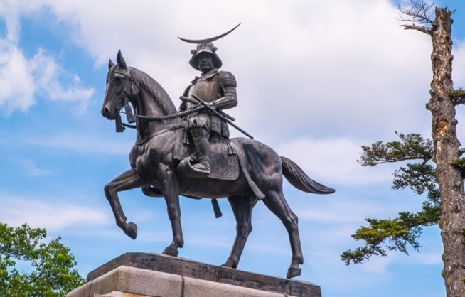 Hungry Samurai Tour in Sendai, the City of Date Masamune