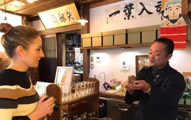 Foodie Tour in Shiogama