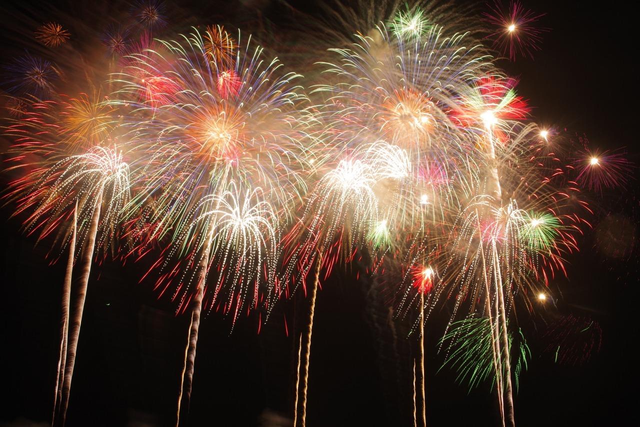 Iwaki Fireworks
