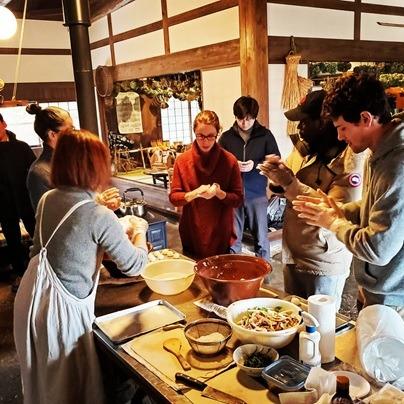 米糰鍋製作體驗