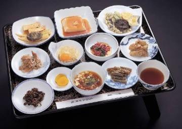 사이칸에서 먹는 사찰 요리와 승전 참배