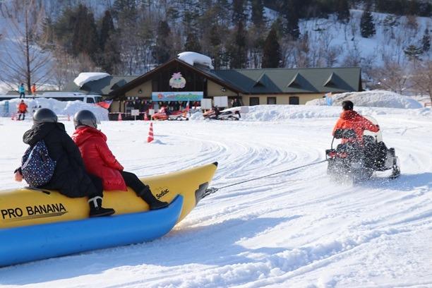◆ฤดูหนาว◆ทัวร์ที่สนุกกับการใช้ประโยชน์จากหิมะ