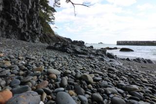 <みちのく潮風トレイル>碁石海岸お手軽散策コース(初心者向け)